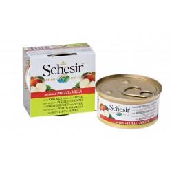 SCHESIR POULET & POMMES  (75 g)