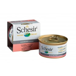 SCHESIR SAUMON AU NATUREL (85 g)