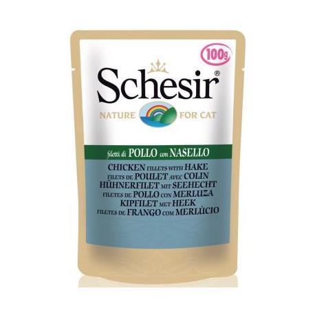 SCHESIR POULET COLIN (sachet de 100 g)