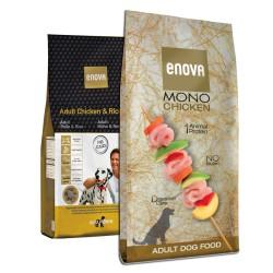 ENOVA  ADULTE POULET MONO-PROTEINE 12kg