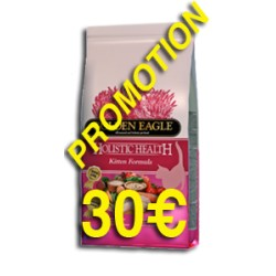 GOLDEN EAGLE HOLISTIC -PROMO- CHATON  (Sac de 4 kg)