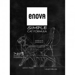 ENOVA SIMPLE CAT 4KG