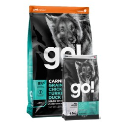 GO NATURAL FIT SANS CEREALES - POULET, DINDE & TRUITE