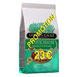 GOLDEN EAGLE HOLISTIC SENSITIVE - CHAT PROMO (Sac de 4 kg)