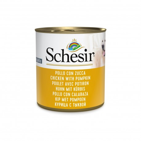 SCHESIR POULET & POTIRON  (285 g)