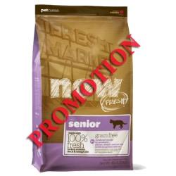 NOW FRESH - SENIOR - SANS CEREALES 7,3 kg
