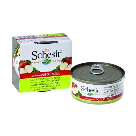 SCHESIR POULET & POMME (150 g)